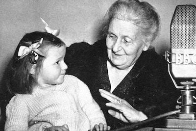 Maria Montessori: narodziny metody Montessori