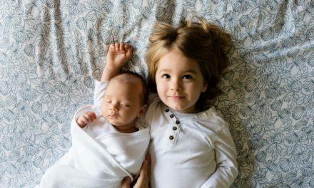 Pierwsze dziecko i jego trudna sytuacja
