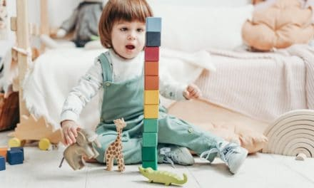 Dlaczego im mniej zabawek, tym lepiej?