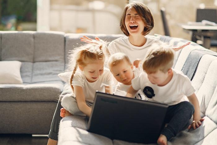 Jak zachować spokój, kiedy dziecko wpada w histerię?